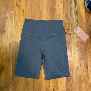 NWT Girlfriend Collective Bike Shorts